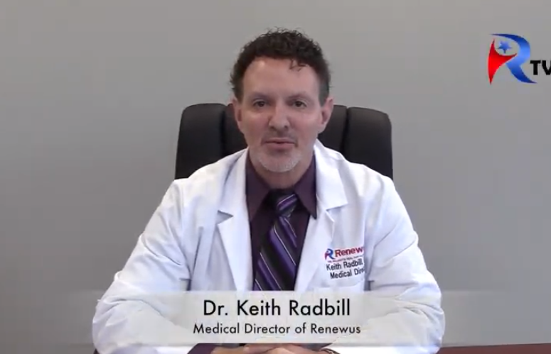 Dr. Keith Radbill of Renewus: health and wellness