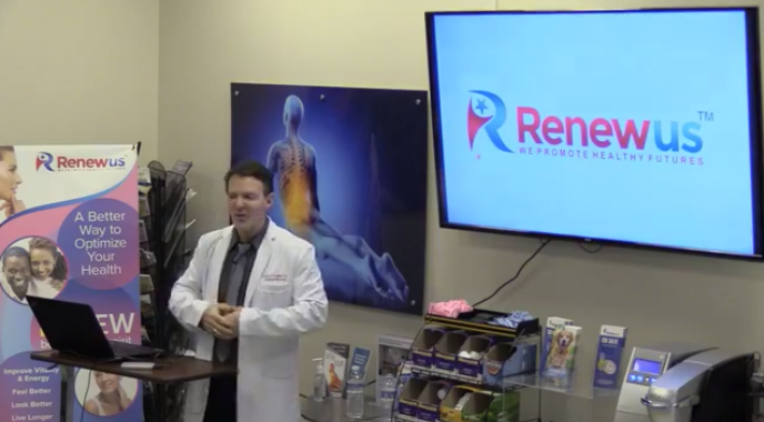 Renewus Live Seminar on Hormones