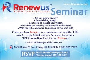 Sign up poster for Seminar