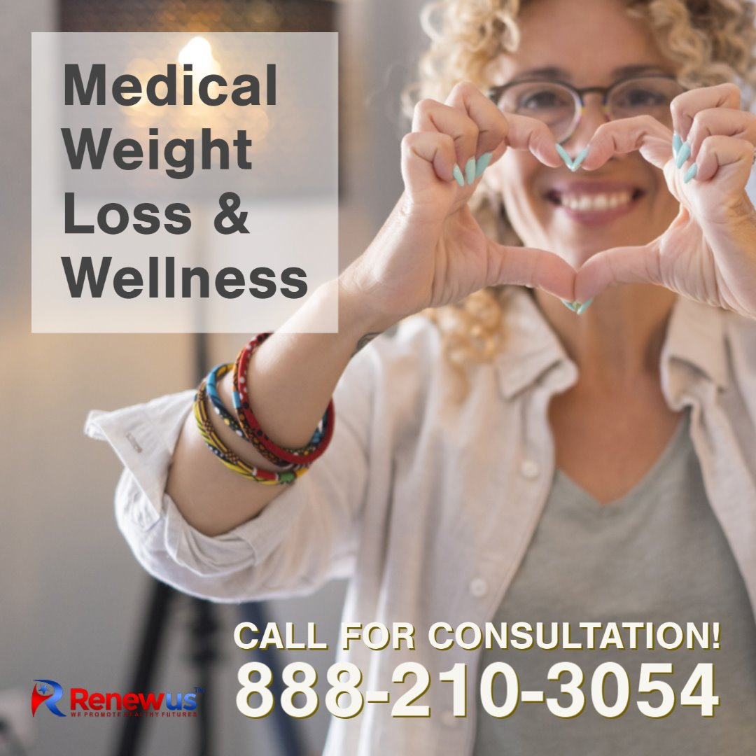 Medical Weight Loss in NJ at Renewus
